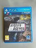 Nouveau titre de la gamme PlayLink pour PlayStation4, Hidden Agenda vous plonge avec jusqu'à 5 de vos amis dans une enquête criminelle sordide pour essayer d'arrêter le célèbre tueur surnommé le 'Piégeur' Utilisez votre smartphone ou tablette comme m...