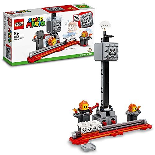 LEGO 71376 Super Mario Thwomp Juego de expansión de gota