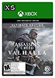 Assassin's Creed Valhalla Xbox Series X|S - Pre-load, Xbox One Ultimate Edition [Digital Code] (Software Download)