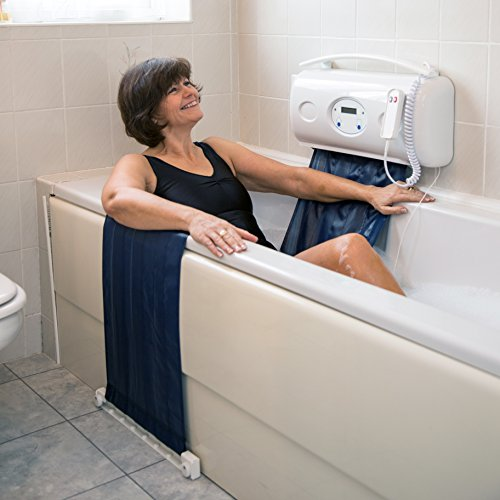 Relaxa Badewannenheber mit Fernbedienung und Thermometer