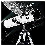 ARCH Telescopios De 114 Mm For Los Principiantes De Astronomía, Telescopio Astronómico, Portátil Telescopios del Recorrido For Principiantes, Niños Y Adultos con Aluminio Telescópica Soporte