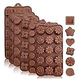 Moules en silicone pour bonbons et chocolats: Moule flexible pour Bonbons...