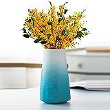 Vase Décoration En Céramique Petits Vases À Fleurs Dégradé Décoration De Table...