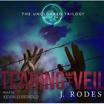 Tearing the Veil audiobook cover art