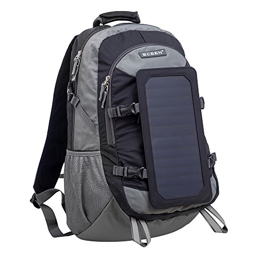 7 Watts Solar Powered Bag for Cell Phones And 5V Device