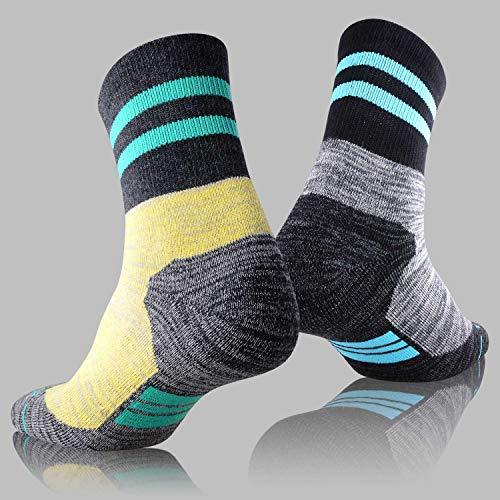 Womens-Hiking-Walking-Socks-FEIDEER-3-Pack-Outdoor-Recreation-Socks-Wicking-Cushion-Crew-Socks