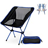 Nacatin Chaise Pliante Chaise de Camping Légère et...