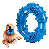 Feeko Dog Chew Toys for Aggressive Chewers Large Breed, Non-Toxic Natural Rubber Indestructible Dog...