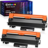 E-Z Ink (TM) Compatible Toner Cartridge Replacement for Brother TN760 TN-760 TN730 to Use with HL-L2350DW HL-L2395DW HL-L2390DW HL-L2370DW MFC-L2750DW MFC-L2710DW DCP-L2550DW (Black,2 Pack)