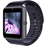 CNPGD Smart Watch for Android Phones Samsung Iphone Compatible Quad Band Unlocked Watch Cell Phone...