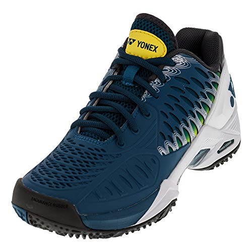 YONEX Men's SHT-ELSCEX Power Cushion Tennis Shoe,...