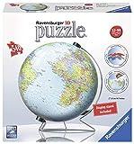 Ravensburger Puzzle en 3D, Globe terrestre, 540...