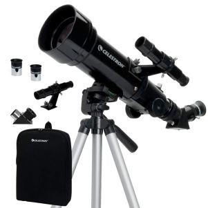 70mm travel telescope