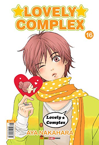 Lovely Complex - Volume 16