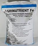 AGRINUTRIENT SULFATE FERROS0 GRANULÉS 25 KG