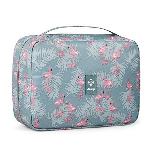 Große Reise Kulturtasche Zum Aufhängen Kulturbeutel Kosmetiktasche Waschtasche für Kinder Frauen Mädchen Damen