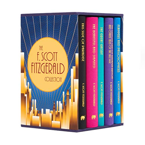 The F. Scott Fitzgerald Collection: Deluxe 5-Volume Box Set...