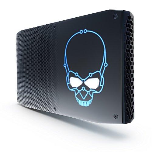 Intel NUC 8I7HVKVA2 - Ordenador Mini PC (Intel Core i7-8809G, 16 GB...