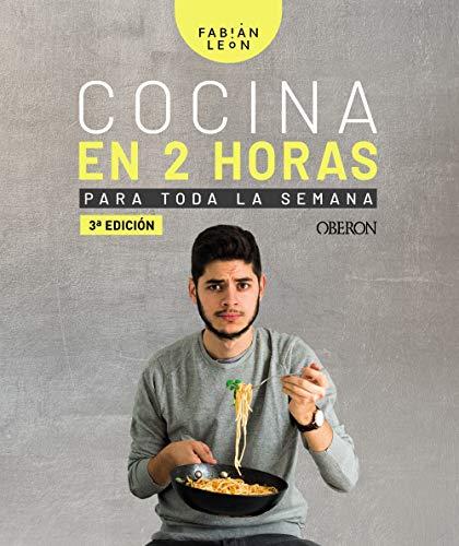 Cocina en 2 horas para toda la semana (Libros Singulares)