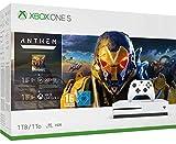Microsoft Xbox One S 1TB Anthem - Legion of Dawn USK 16