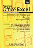 Apprendre Microsoft Office Excel: Formation (Odile Castetbon)