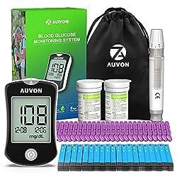 Auvon Blood Glucose Meter