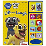 Disney Junior Puppy Dog Pals with Bingo and Rolly - Lift and Laugh Out Loud Sound Book - PI Kids (Play-A-Sound)