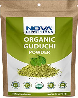 Our Guduchi Powder is 100% Certified Organic, Vegan, Natural, Gluten Free, Kosher & Halal. Promotes Healthy Immune Function.* Free of artificial color, flavor, sulfates, phthalates, dioxides, steratae. Manufactured in GMP Facility 100% Satisfaction G...