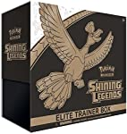 A never-before-seen foil promo card featuring shining ho-oh 1 competition-legal coin-flip die 10 Pokémon TCG: shining legends booster packs 65 card sleeves featuring ho-oh A players guide to the special shining legends expansion Skill Level: All