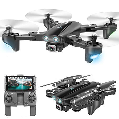 YHM Fotografia Aerea Drone 4K HD GPS, Posizionamento GPS, Telecomando 5G, Distanza di Controllo 800...