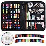 URAQT Kit de Couture, 128pcs Premium Couture Accessoires, Mini Set de...