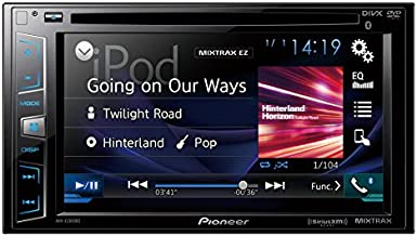 """Pioneer AVH-X2800BS In-Dash DVD Receiver with 6.2"""" Display, Bluetooth,.."""