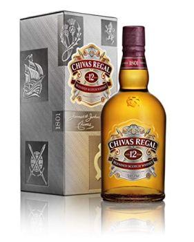 Chivas Regal 12 Year Old Blended Scotch Whisky, 70cl (Grain & Malt)