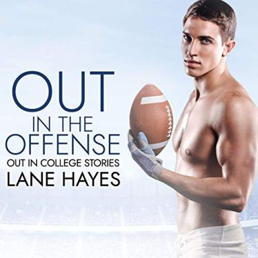 Out in the Offense audiobook cover art