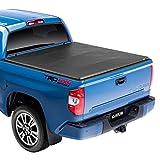 Gator ETX Soft Tri-Fold Truck Bed Tonneau Cover | 59408 | Fits 2014 - 2021 Toyota Tundra, will not...