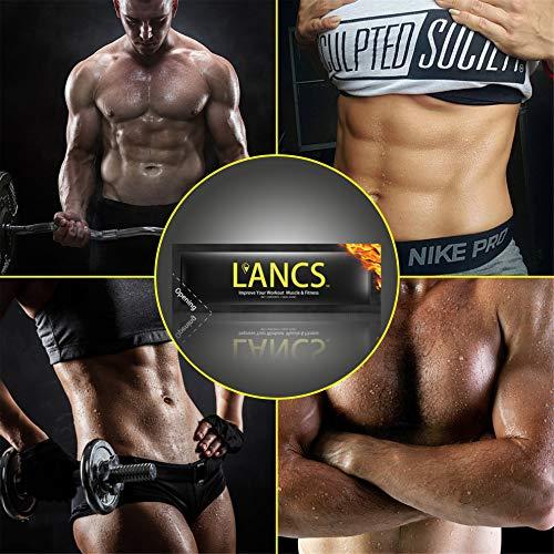 Hot Cream Cellulite Treatment Belly Sweat Workout Slimming Massage Gel(0.53 oz6) 8