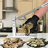 SNNplapla Oyster Shucker Machine, Oyster Shucking Tool, Clam Oyster Opener Kit, Oyster Shucking...
