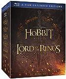 Le Hobbit et le Seigneur des Anneaux, Les Trilogies - Versions Longues - Coffret...
