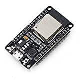 Xiuxin ESP32 Development Board 2.4GHz Dual-Mode WiFi Bluetooth Dual Cores ESP32s Antenna Module Board (1 pc)