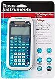 Texas Instruments TI-College Plus Calculatrice scientifique Bleu Clair