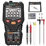 Tacklife DM06 Premium Digital Vollautomatisches Multimeter mit 6000 Counts Spannungsmesser