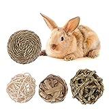 ECMQS - 4 Pièces Animal Petit Animal Jeu D'activité Jouets à...