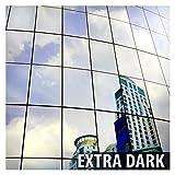 BDF S05 Heat Control Daytime Privacy One Way Mirror Window Film Silver 5 - 30in X 12ft