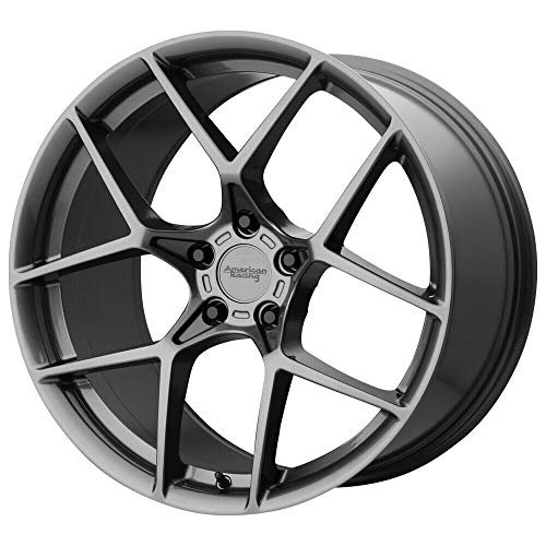 AMERICAN RACING AR924 CROSSFIRE GRAY Wheel Chromium (hexavalent compounds) (20 x 9. inches /5 x 72 mm, 35 mm Offset)