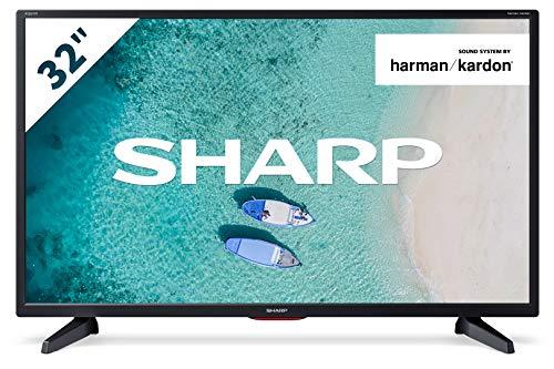 SHARP 32BB5E, HD Ready LED TV, 81 cm (32 Zoll), Active Motion 100, Triple Tuner
