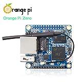 Orange Pi Zero Single Board Computer Quad Core Open-Source Development Board 512MB with WiFi Antenna