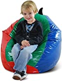 Bean Bag Factory Junior Vinyl Bean Bag Cover, Multicolor