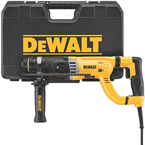 DEWALT Rotary Hammer Drill with Shocks, D-Handle, SDS,...