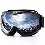 Juli Ski Goggle/Snow Snowboard Goggles for Men, Women & Youth - 100% UV Protection Anti-Fog Dual...