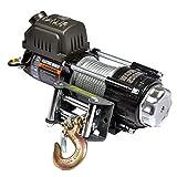 Warrior WW25SPS24 Treuil électrique Quad Ninja 2500LB A 1,1 t 24 V